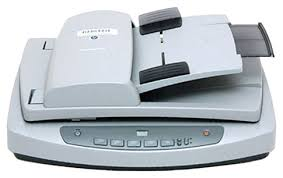 Skaner    HP Scanjet 5590 (L1910A) Digital Flatbed Scanner / (ADF)/Hi-Speed USB 2.0/2400 dpi/48-bit/256 Grayscale/ Up to 8 ppm; 4 ipm (b&w)/ Transparency adapter/ Scan size (ADF): maximum 210 x 356 mm