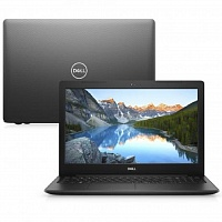 Notebook Dell Inspiron 3593 (3593-2350) i7-1065G7/8GB/256SSD/ NVIDIA GeForce® MX230 2 GB/FHD 15.6/Black