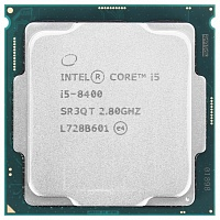 CPU  Intel Core i5-8400  2.8 GHz/8 MB/S1151