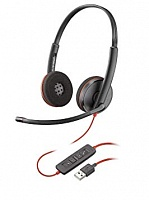 Headset BLACKWIRE,C3220 USB-A (209745-101)