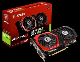 VGA MSI GeForce® GTX 1050 ti GAMING  4GB