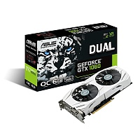 ASUS GeForce GTX 1060/6GB/192 bit