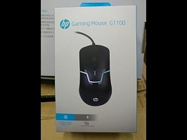 Mouse HP Gaming Mouse m100