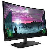Monitor HP 27x Curved Display 144 MHz (1AT01AA)