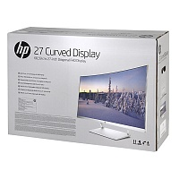 HP 27 Curved Display (Z4N74AA)