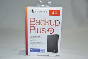 Ext.Hdd Seagate 4 TB