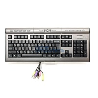 Keyboard A4 TECH KLS-7MUU