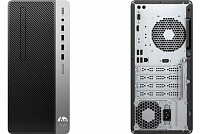 Computer HP 290 G3 Microtower (9LC10EA) Intel Core i7-9700/RAM 8GB/HDD 1TB/DVD-WR/mouseUSB/Realtek RTL8821CE AC/ Speakers/RTF Card